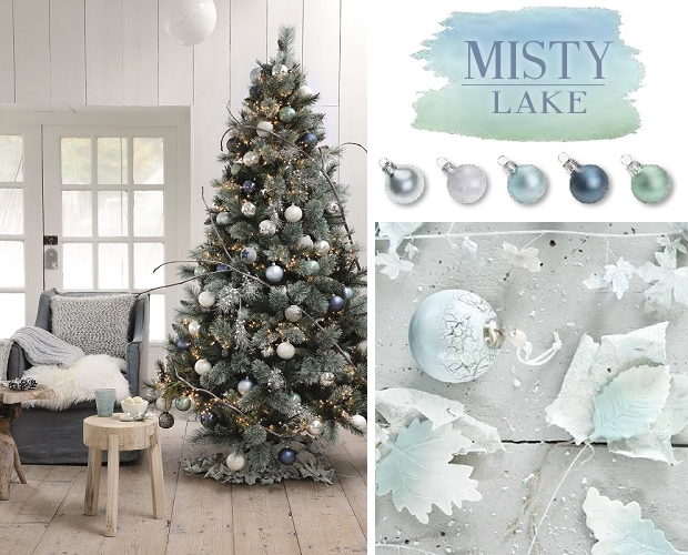 Trendy Vianoc 2016: Misty Lake