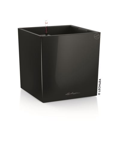 Kvetináč Lechuza Cube all-in-one set