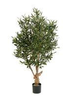 Umelý olivovník (natural twisted olive tree) V120 cm