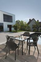 Lechuza záhradná stolička