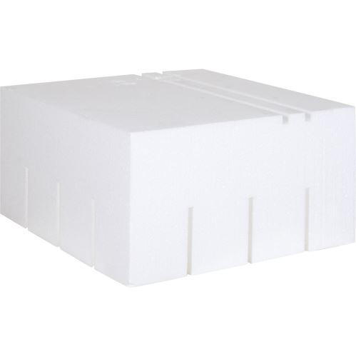 Lechuza Cubico 50 polystyrén