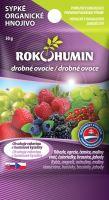 Sypké organické hnojivo Rokohumín 50g na drobné ovocie