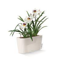 Kvetináč Lechuza Delta stolový ovál all-in-one set