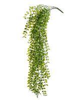 Umelá ťahavá rastlina ficus pumila, UV-rezistentná, 80 cm