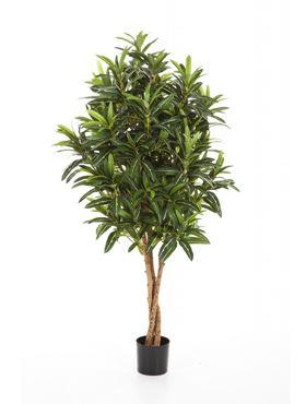 Umelá rastlina croton goldfinger tree V125 cm