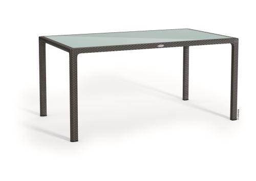 Lechuza záhradný stôl veľký (160 x 90 x 75 cm) granitová/čiernosivá HydroFlora Bratislava