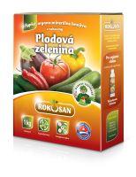 Sypké organominerálne hnojivo Rokosan 1kg na plodovú zeleninu