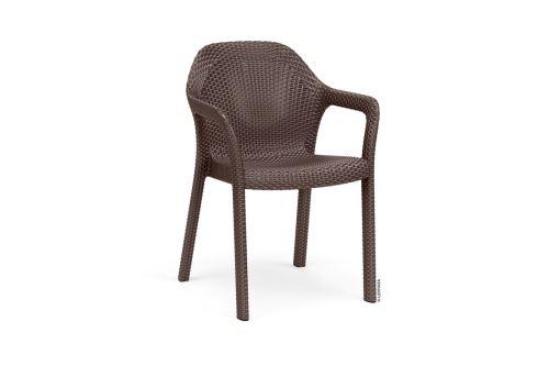 Lechuza záhradná stolička hnedá/mokka HydroFlora Bratislava