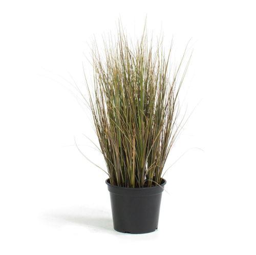 Umelá tráva ONION GRASS, výška 60 cm, červeno-zelená