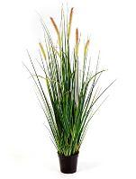 Umelá tráva (foxtail wild grass W/fl) V95 cm