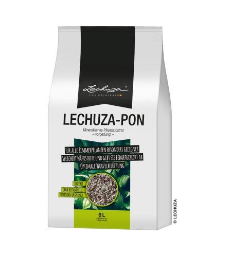 Minerálny substrát Lechuza PON 6L