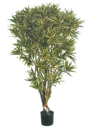Umelá rastlina dracaena reflexa india V145 cm
