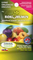 Sypké organické hnojivo Rokohumín 50g na kôstkoviny