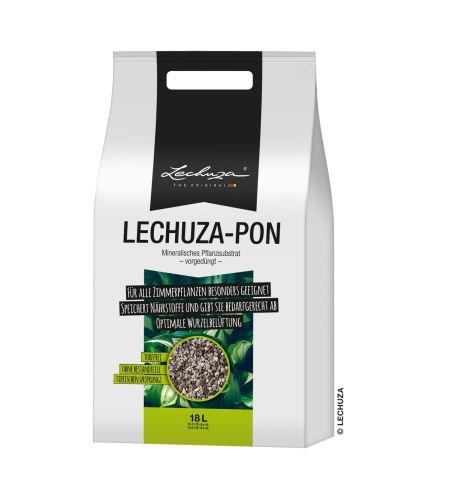 Minerálny substrát Lechuza PON 18L