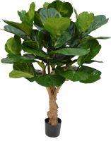 Umelá rastlina LYRATA DELUXE artificial plant, V125 cm