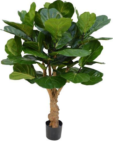 Umelá rastlina LYRATA DELUXE, V125 cm