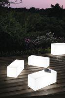Svietidlo KUBE PANCA LIGHT 100, 100x40/40 cm, exteriér