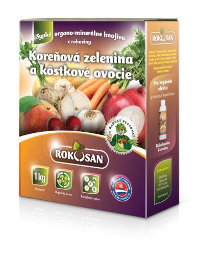 Organické hnojivo na zeleninu