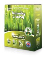 Sypké organominerálne hnojivo Rokosan 1kg na trávniky