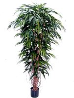 Umelá rastlina longifolia liane de luxe tuft V180 cm